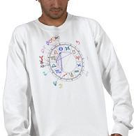 Birth Chart Sweat-shirt